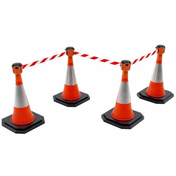 traffic cone toppers