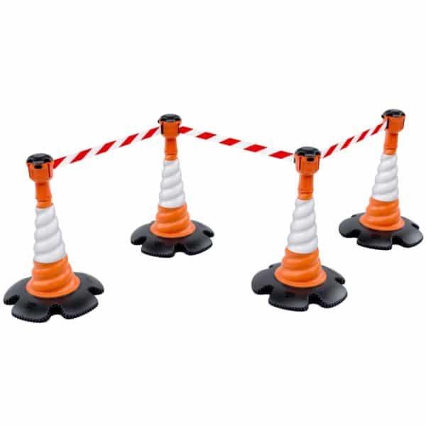 road cone toppers