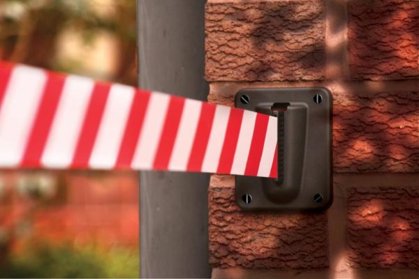 safety barrier wall attachment