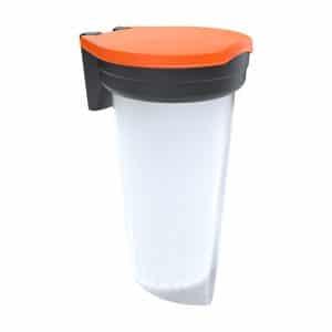 Skipper recycle bin refuse sack holder