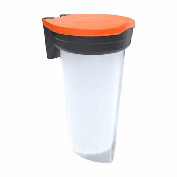 Skipper recycle bin refuse sack holder