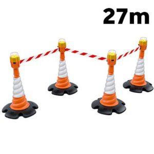 Skipper cone topper barrier kit 27m